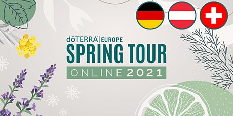 dōTERRA Spring Tour Online 2021 - Germany tickets