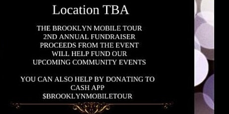 Brooklyn Mobile Tour 2nd annual fashion show/fundraiser tickets