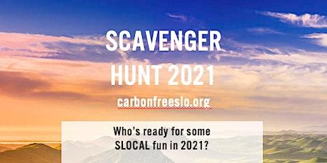 Scavenger Hunt 2021 tickets