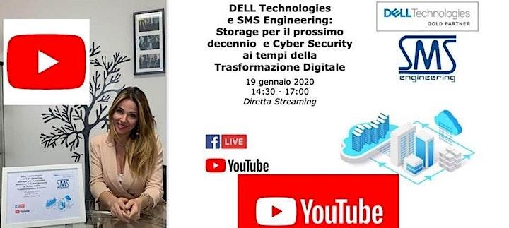 Immagine Storage e Cyber Security ai tempi della Trasformazione Digitale