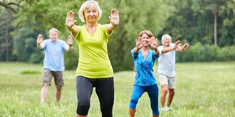 Erlanger Trauma & UT Extension Tai Chi for Relaxation, & Fall Prevention tickets