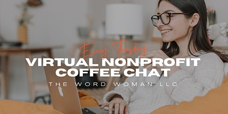 Virtual Nonprofit Coffee Chat tickets