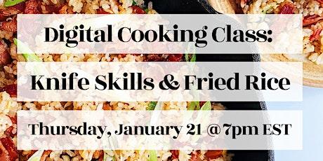 Wishbone Kitchen Cooking Class: Knife Skills & Fried Rice tickets