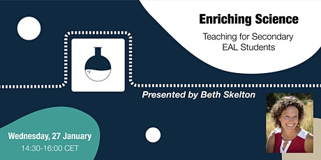 Enriching Science Teaching for Secondary EAL Students tickets