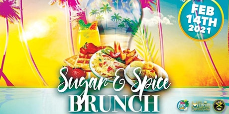 Sugar and Spice Brunch: Valentines Edition tickets