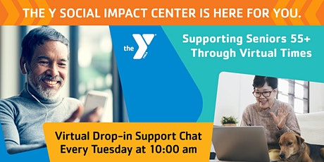 Virtual Support Group for Seniors tickets