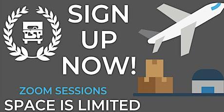Hawaiian Time Zone   - IATA/IMO Seminar tickets