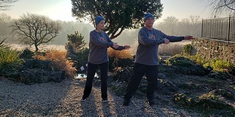 SOLD OUT: Garden Tai Chi: Summer tickets