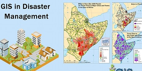 GIS for Disaster Risk Management Course tickets