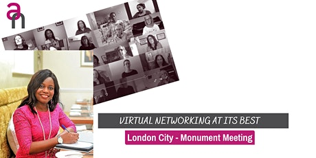 City of London Women Networking (Monument Meeting) tickets