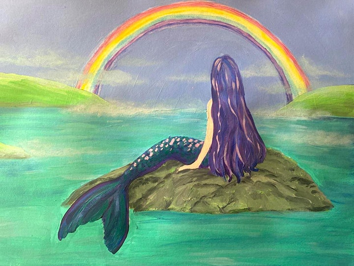 Easely Does It  - Misty Mermaid - With Maria +14 day recording image