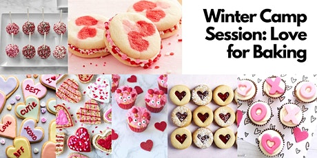Winter Camp Session: Love of Baking tickets