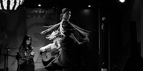 Cuadro Flamenco Ziryab entradas