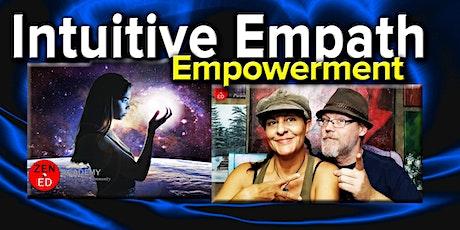 Empath Healing [Intuitive Empath Empowerment] tickets