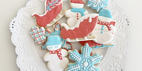 Winter Wonderland Cookie Workshop (Adults) tickets