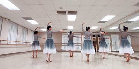 Adult Ballet combine Tai Chi methods tickets