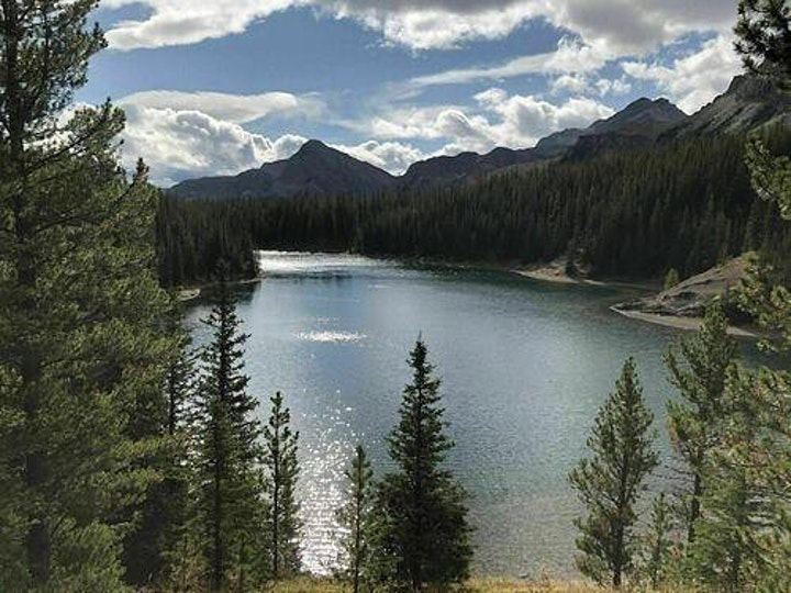 Intermediate  guided hike- Allstones Lake (Nordegg area) image