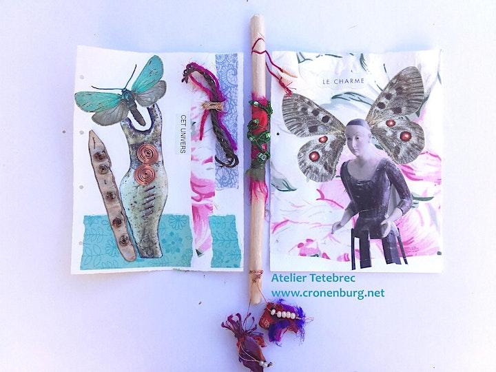 Schnupperkurs Art Journals: Komposition und Farbe: Bild