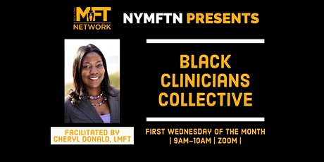 February Black Clinicians Collective tickets