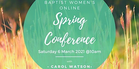 BW Spring Conference 2021 tickets