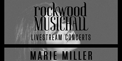Marie Miller - Facebook Live - THANK YOU for your