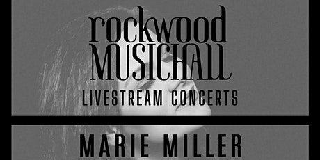 Marie Miller - Facebook Live - THANK YOU for your generous donation. tickets
