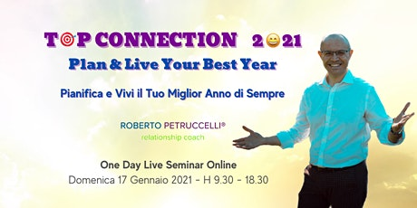 TOP CONNECTION 2021 - Plan & Live your Best Year biglietti