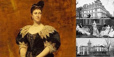 'Caroline Schermerhorn Astor: Triumph & Tragedy in NY High Society' Webinar tickets