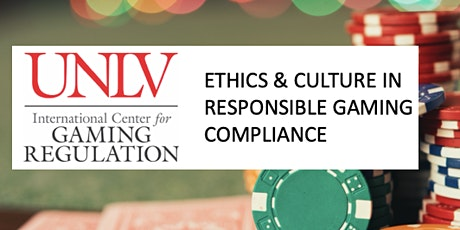 Ethics and Culture in Responsible Gaming Compliance tickets