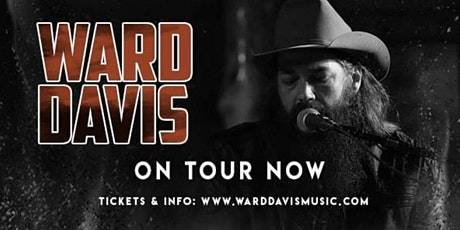 An acoustic evening with Ward Davis tickets