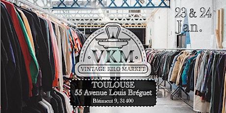 Vintage Kilo Market - Toulouse billets