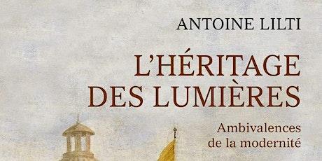 Discussion of L'Héritage des Lumières: ambivalences de la modernité tickets