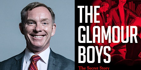 The Glamour Boys by Chris Bryant tickets