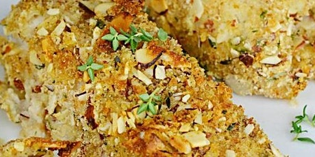 UBS - Virtual Cooking Class: Almond Crusted Cod with Beurre Blanc tickets