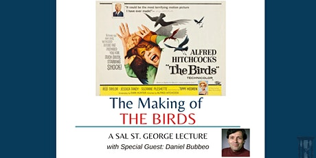 The Making of Hitchcock's The Birds Lecture tickets