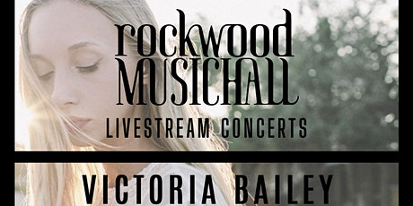 Victoria Bailey - Facebook Live - THANK YOU for your generous donation. tickets
