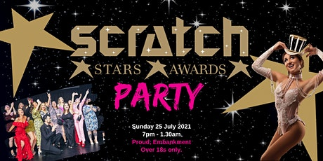 The Scratch Stars Party 2020/21 tickets