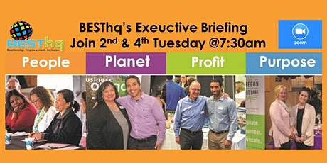 Virtual Executive Briefing by BESThq tickets