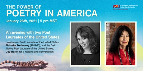 The Power of Poetry in America tickets