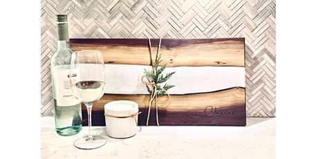 Women + the Woodshop 101: Learn to Make a Charcuterie Board! tickets