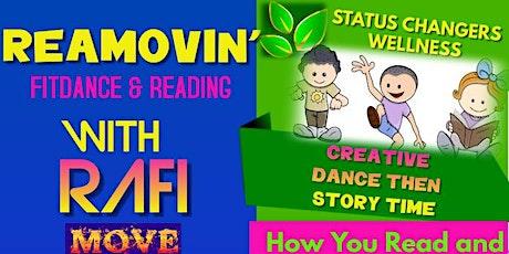 ReaMovin' (story & kidDance) tickets