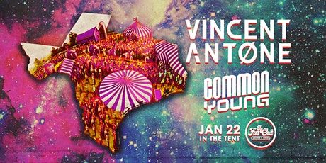 Vincent Antone w/ Common Young at The Far Out tickets