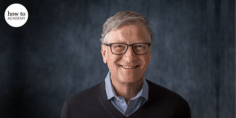 Bill Gates - How to Avoid a Climate Disaster tickets