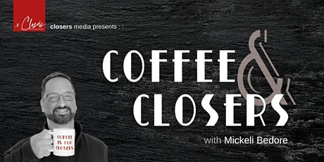 Coffee&Closers, S4E5 : : Content based Networking feat. James Carbary tickets