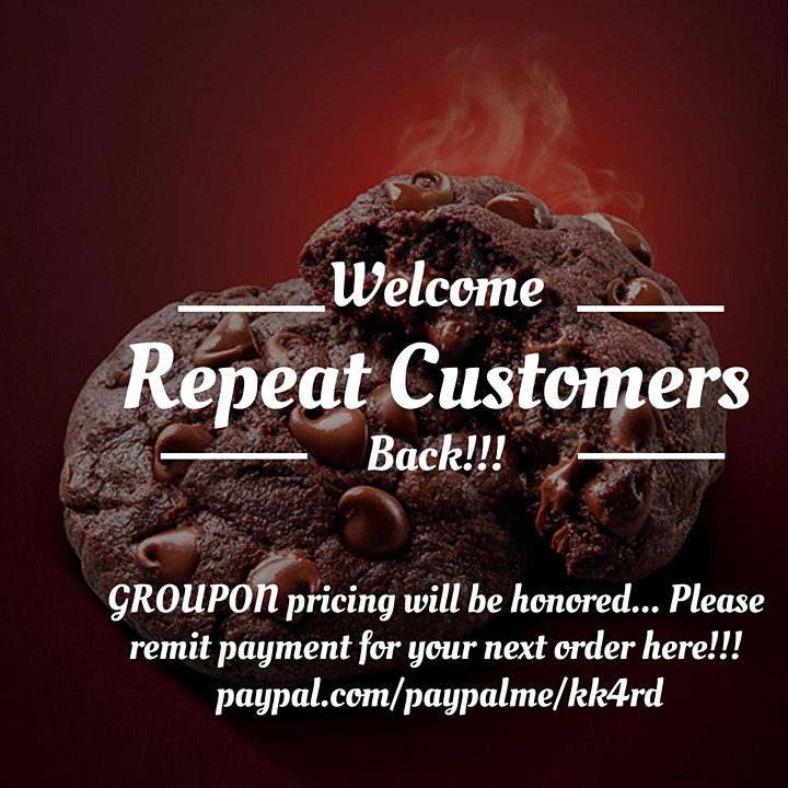 KeKe's For Real Dough Pick Up ---LOCAL ONLY image