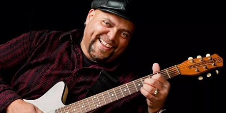 Catalyst Fund: Blues with Kevin Burt & Latin Cuisine by Delicias by Lorena tickets