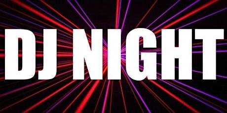 DJ NIGHT tickets