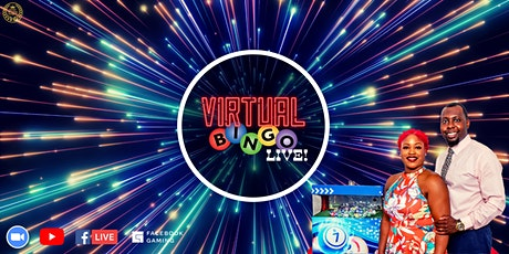 CGL's Virtual BINGO Live! tickets