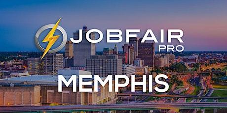 Memphis Virtual Job Fair June 8, 2021 tickets