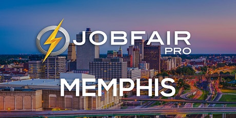Memphis Virtual Job Fair September 15, 2021 tickets